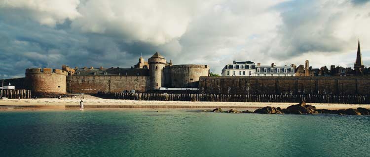 location hotel à saint-malo